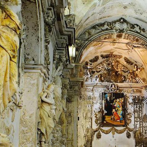 Chiesa di Santa Caterina d'Alessandria - Chiese - Sambuca di Sicilia
