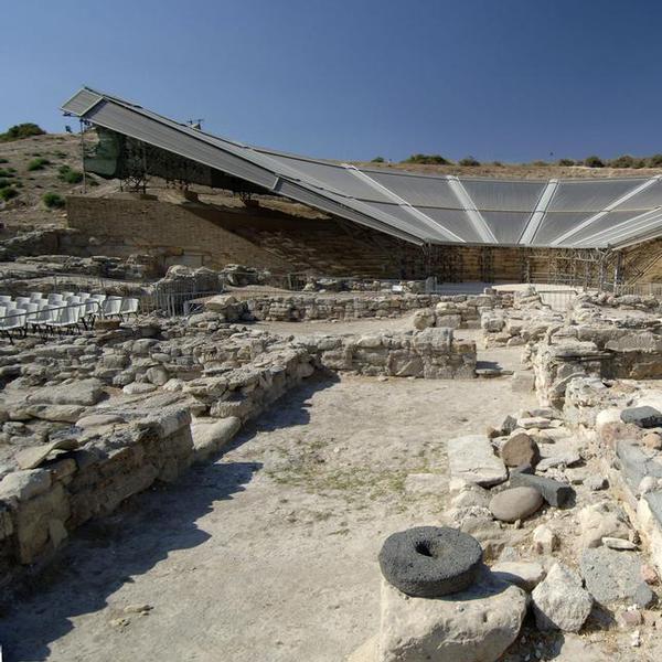 Eraclea Minoa - Aree archeologiche - Cattolica Eraclea