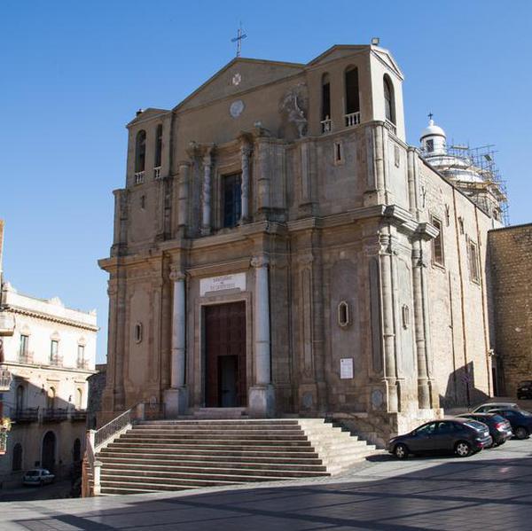 Santuario del SS. Crocifisso - Chiese - Siculiana