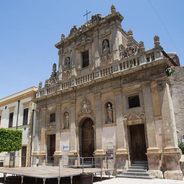 Church of the Purgatory - Churches - Castelvetrano