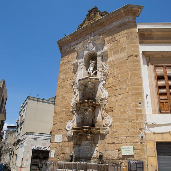 Nymph's Fountain - Monuments - Castelvetrano
