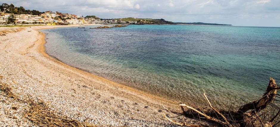Spiaggia di Seccagrande