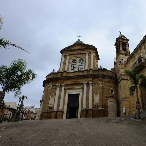 Chiesa di Maria SS. dell'Udienza (Chiesa del Carmine) - Chiese - Sambuca di Sicilia