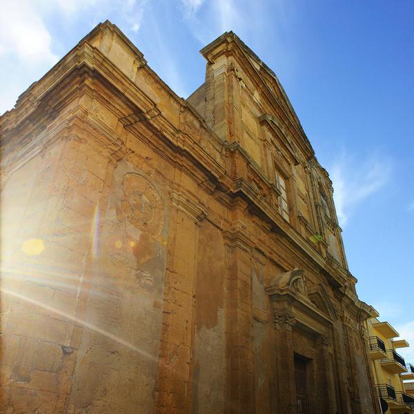 Chiesa del Purgatorio - Chiese - Santa Ninfa