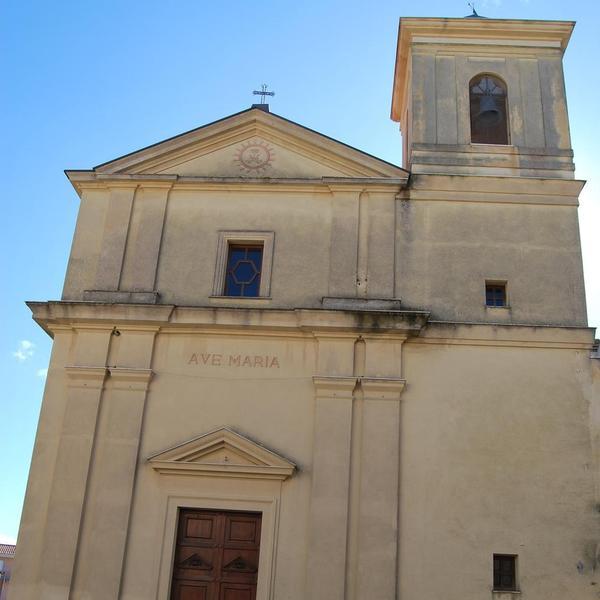 Chiesa della Madonna di Tagliavia - Chiese - Vita