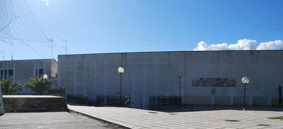 Auditorium del Centro Sociale