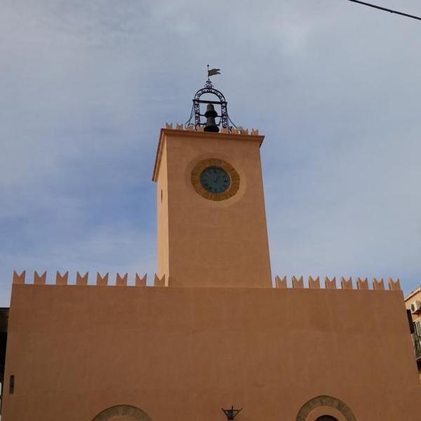 Torre dell´Orologio - Monumenti - Siculiana
