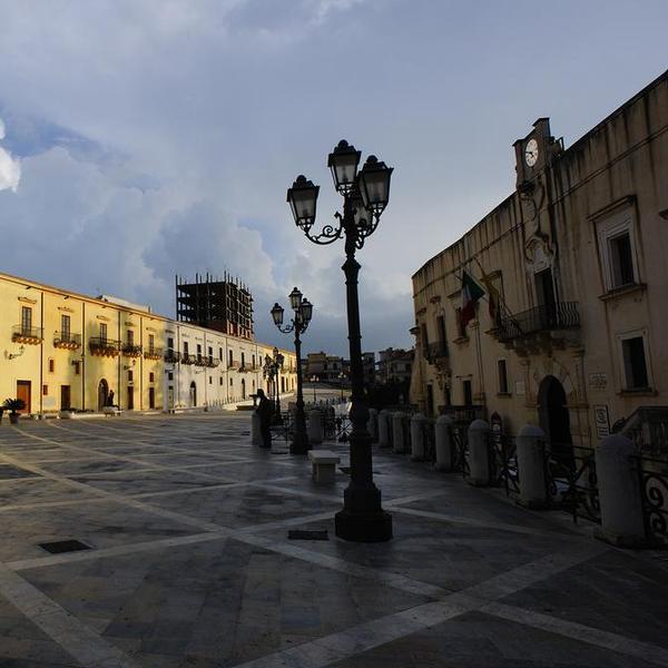 Palazzo Filangeri di Cutò - Palazzo - Santa Margherita di Belice