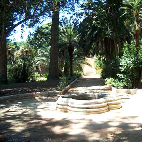Villa Comunale - Aree naturalistiche - Santa Margherita di Belice