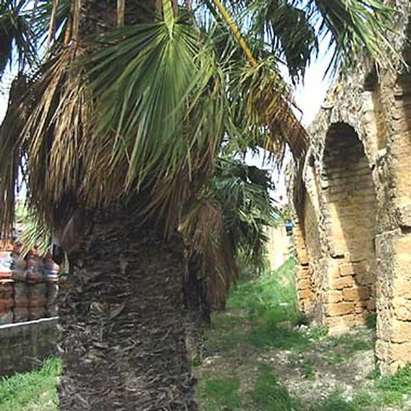 Antico Acquedotto - Monumenti - Sambuca di Sicilia