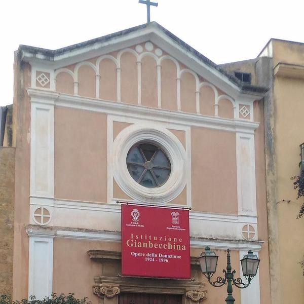 """Pinacoteca """"Istituzione Gianbecchina"""" - Pinacoteca - Sambuca di Sicilia"""