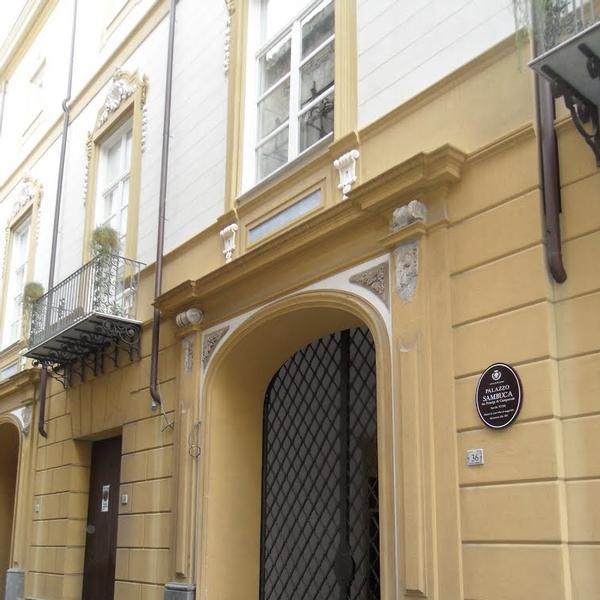 Palazzo Beccadelli - Palazzo - Sambuca di Sicilia