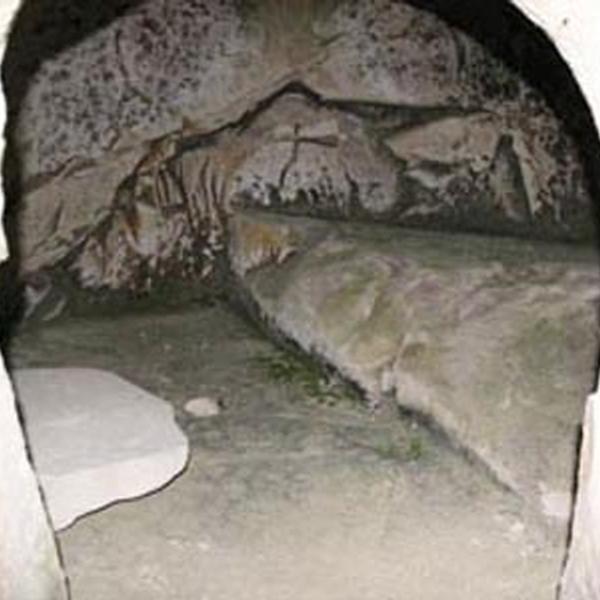 Necropoli Anguilla - Sito Archeologico - Ribera