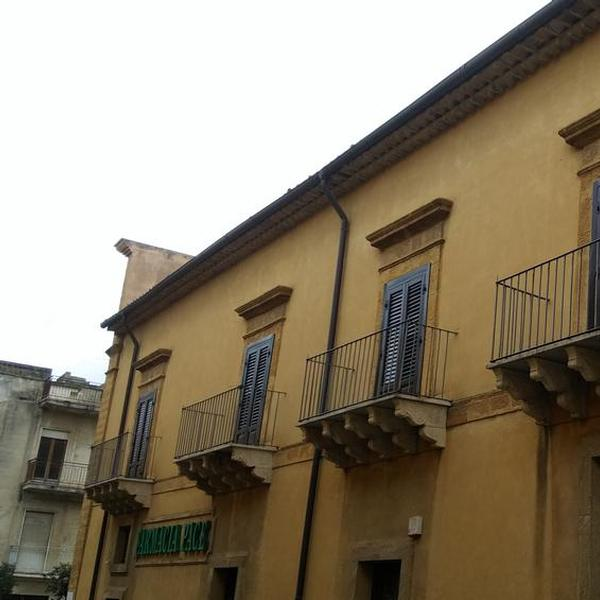 Casa natale di Francesco Crispi - Monumenti - Ribera