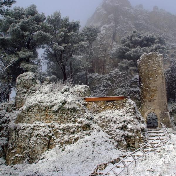 Castello del Conte Luna (o della Regina Sibilla) - Castello - Caltabellotta
