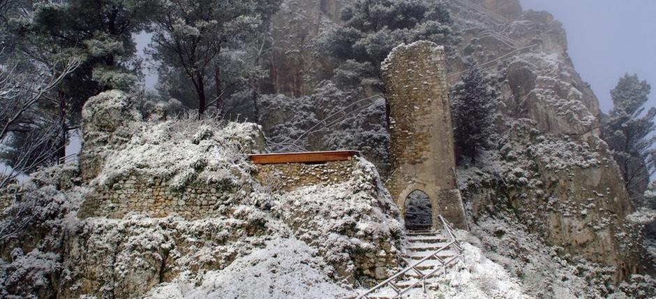 Castello del Conte Luna (o della Regina Sibilla)