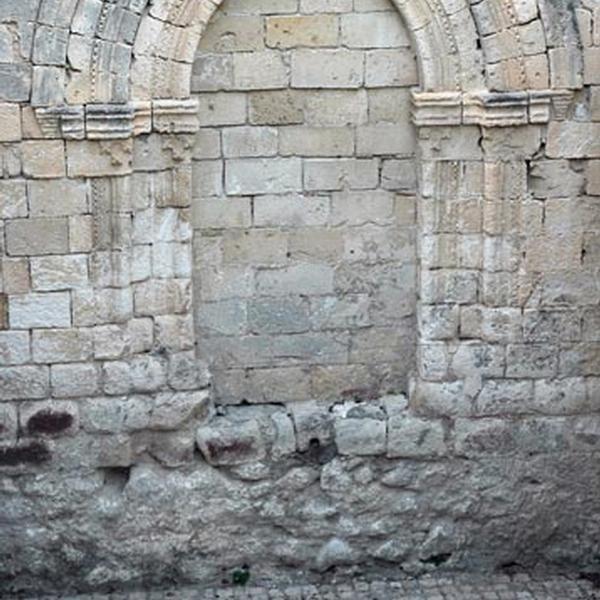 Ruderi della Chiesa di San Francesco - Aree archeologiche - Caltabellotta