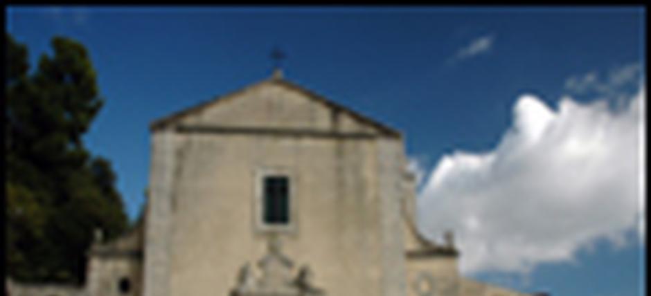 """Chiesa di Sant'Agostino e la """"Deposizione"""""""
