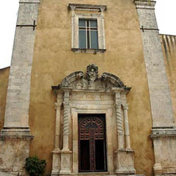 Chiesa dell'Itria - Chiese - Caltabellotta