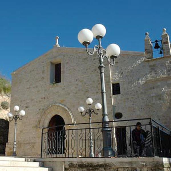 Eremo di Santa Maria di Montevergine - Monastero - Caltabellotta