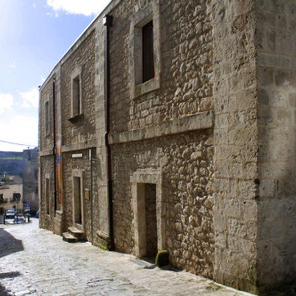 Palazzo della Signoria - Carcere Vecchio - Palazzo - Caltabellotta