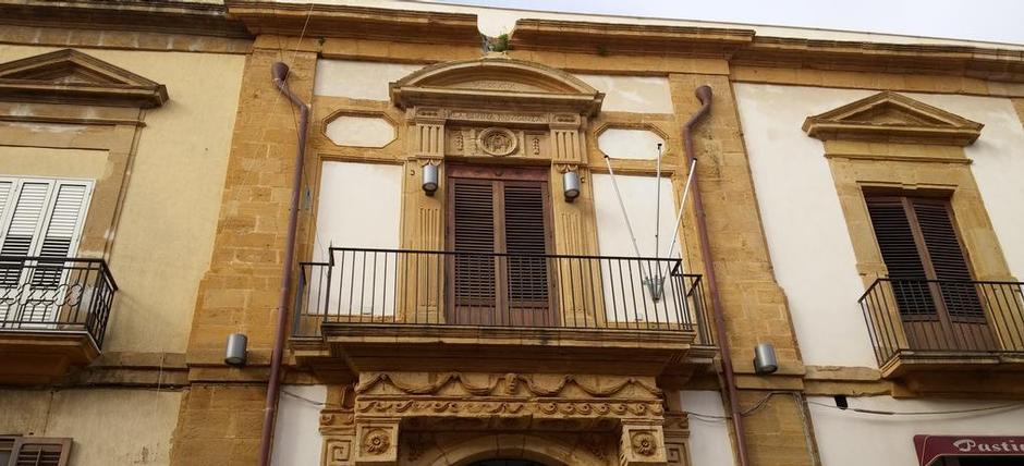 Palazzo Pisciotta-Calandra e Palazzo Todaro-Molinari
