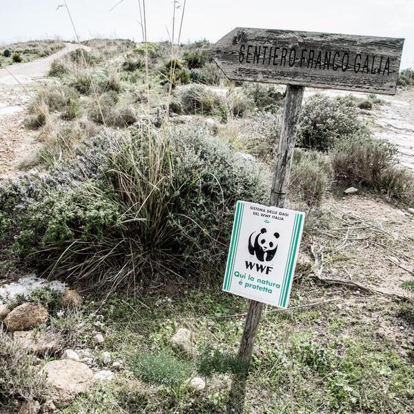 Oasi di Montallegro - Aree naturalistiche - Montallegro