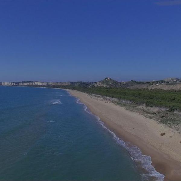 Spiaggia di Bovo Marina - Aree naturalistiche - Montallegro