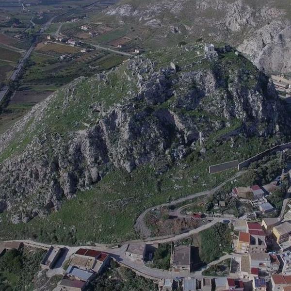 Monte Suso - Aree archeologiche - Montallegro