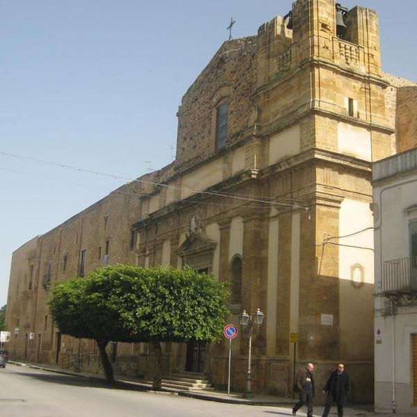 Church of Saint Francis of Paola - Churches - Castelvetrano