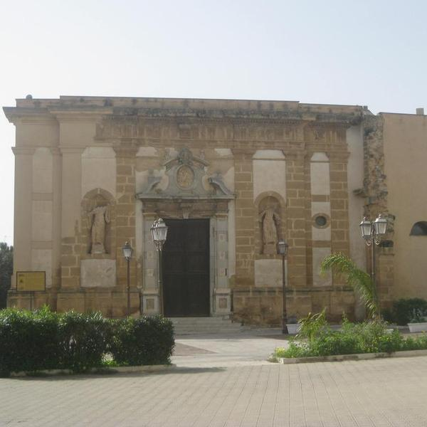 Church of Holy Maria Annunziata (Abbey) - Churches - Castelvetrano