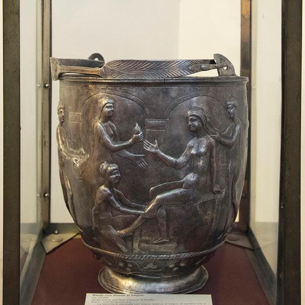 Instrumentum domesticum Museo Archeologico Nazionale di Napoli
