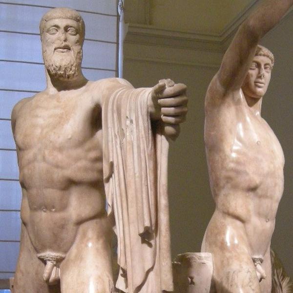 Collezione Farnese al Museo Archeologico di Napoli