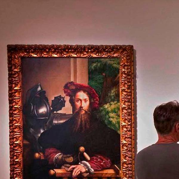 Collezione Farnese al Museo di Capodimonte