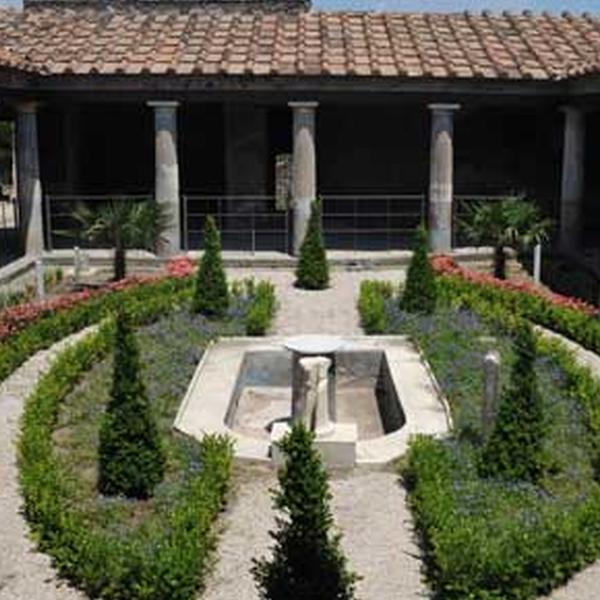 I giardini di Pompei