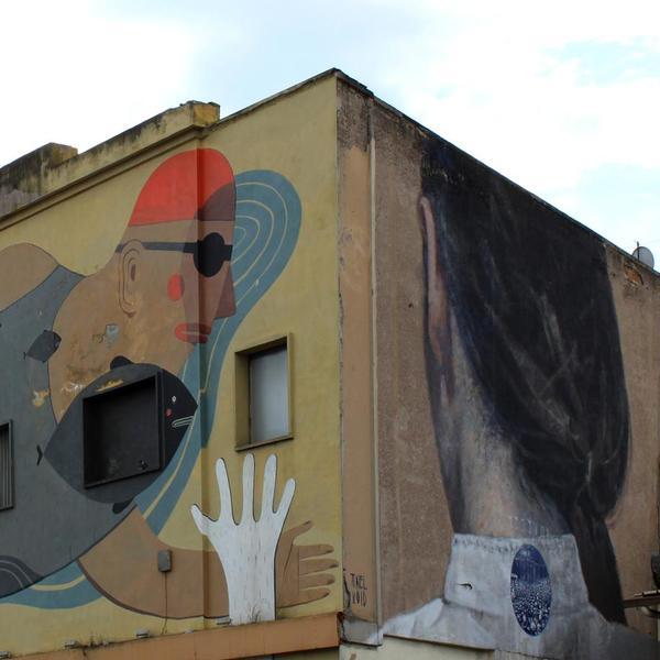 Murales Ostiense