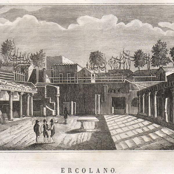 Storia degli scavi di Ercolano e Metodologie