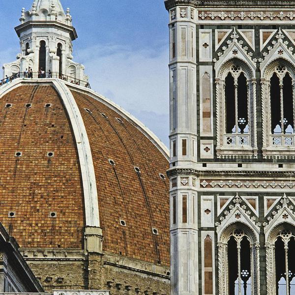 Florence and Settignano