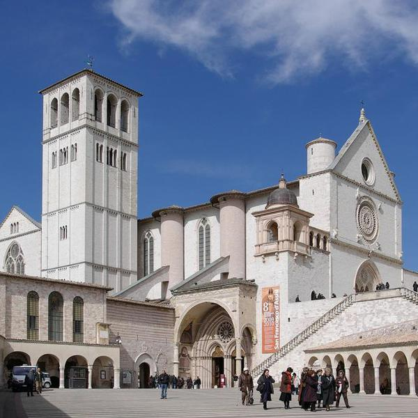 Assisi and Perugia