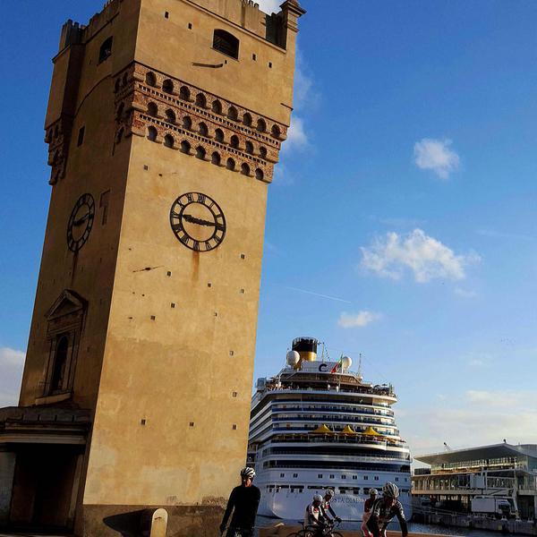 Savona, città della ceramica e dei Papi