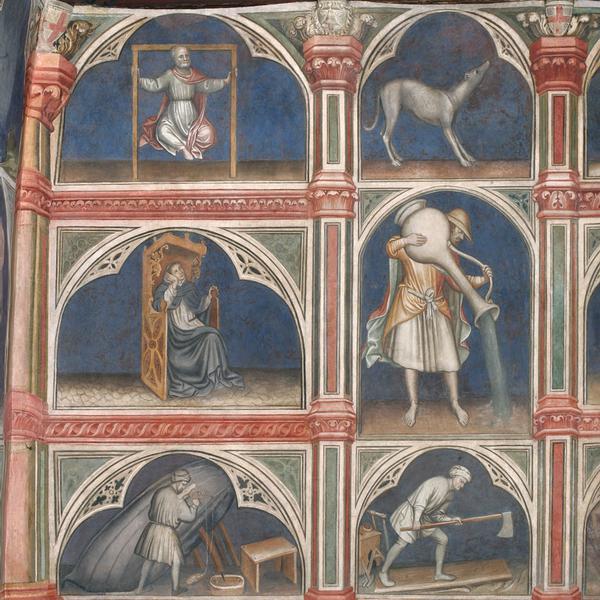 Ciclo astrologico; Immagini sacre; Allegorie