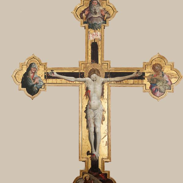 Crucifix by Giovanni da Modena