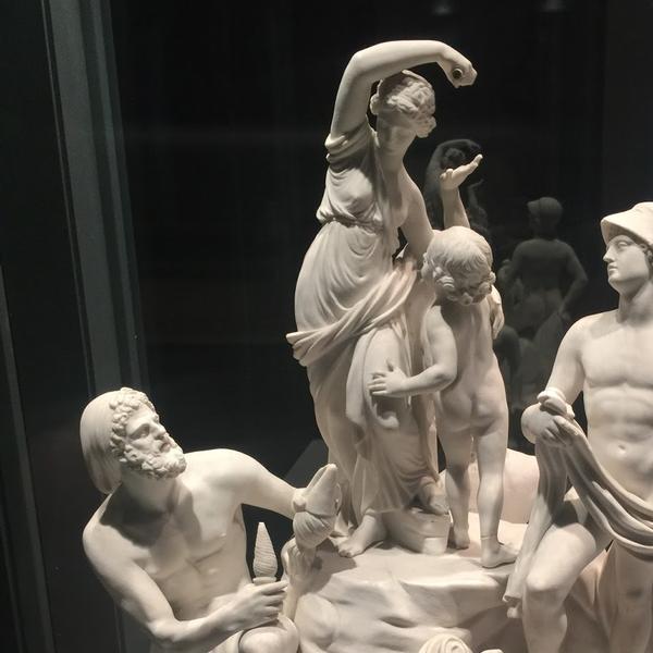 Il centauro Chirone e Achille