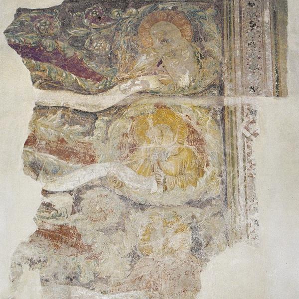 Parlatory: Lignum Vitae Christi and Lignum Vitae sancti Francisci
