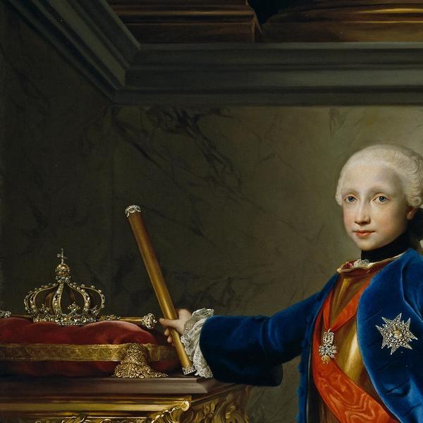 Ritratto di Ferdinando IV di Borbone