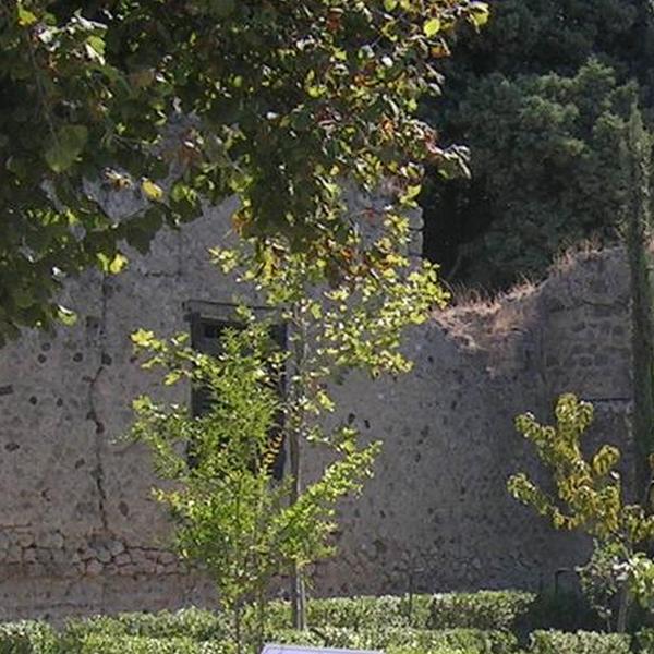 Orto botanico degli scavi di Pompei