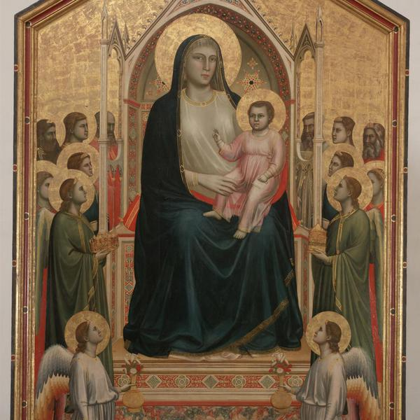 The Ognissanti Madonna