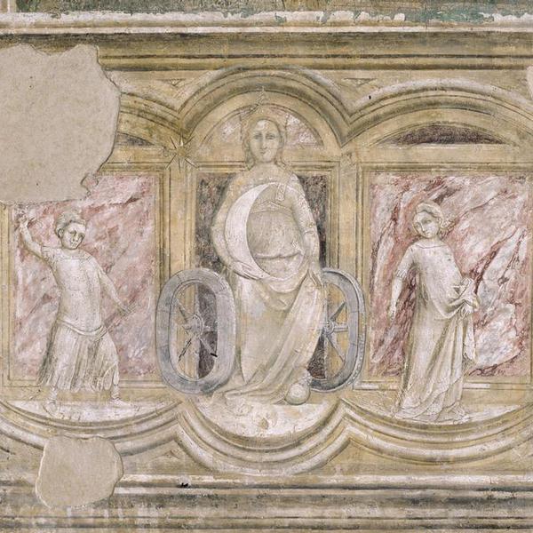 Ciclo di affreschi della Cappella Maggiore