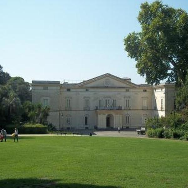 Palazzo della Villa Floridiana