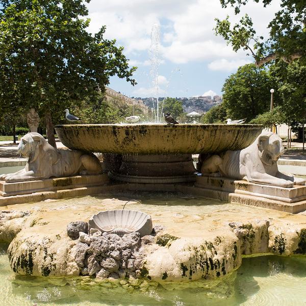 Fontana delle Paparelle